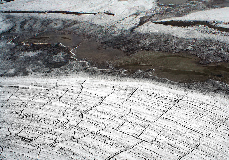 "Satellite Images Reveal Methane ""TIME BOMB"" in Siberia"