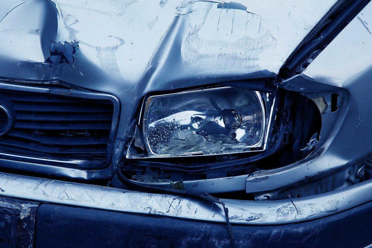 Reusable Shock Absorber car crash