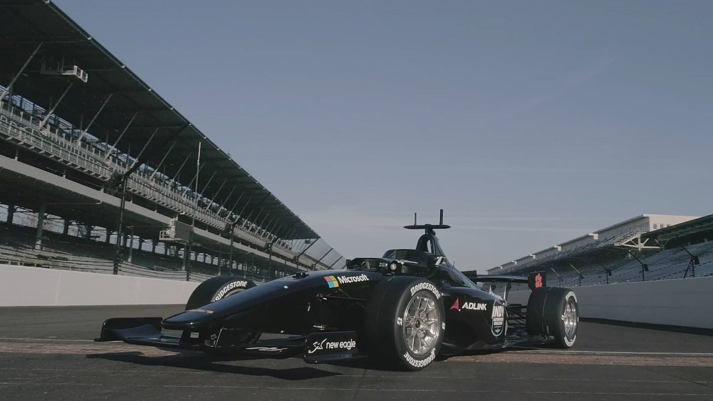 The 2021 'Indy Autonomous Challenge' Is Set to Take Place this October