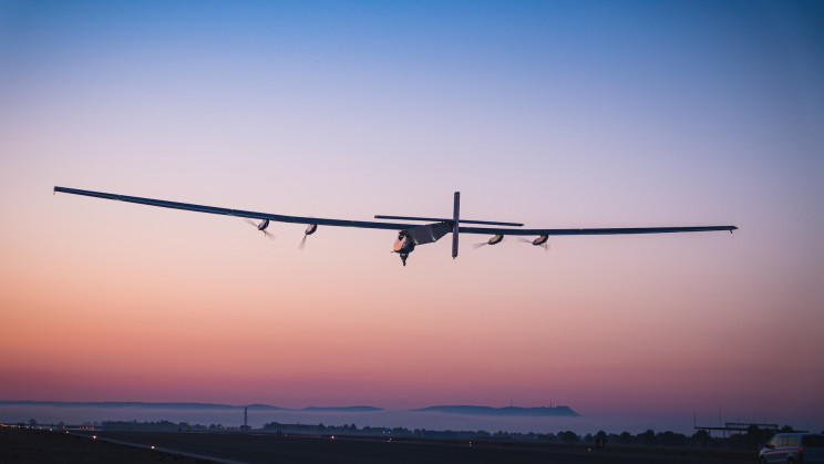 US Navy's Pilotless Solar-Powered Plane Can Fly for 90 Days Straight