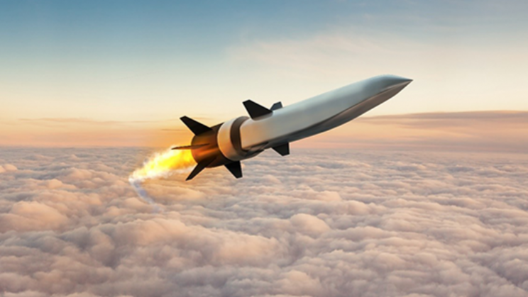 DARPA Successfully Test Fired the Hypersonic Cruise Missile