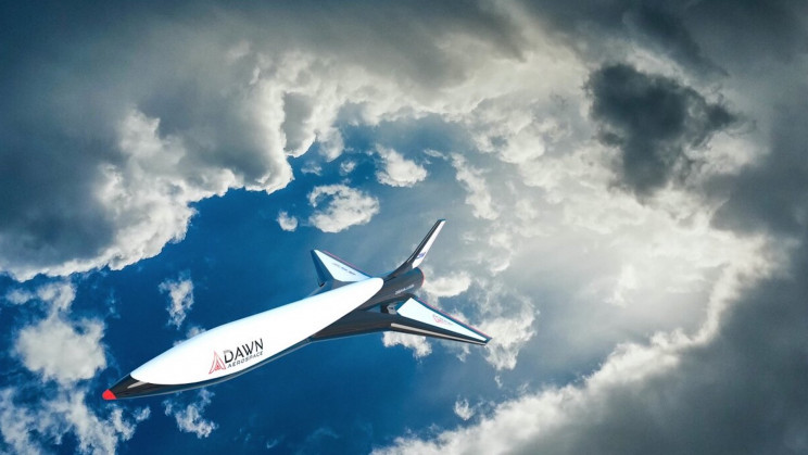 A Reusable Spaceplane Designed to Fly up To 62 Miles above the Earth's Surface Completes Test Flights
