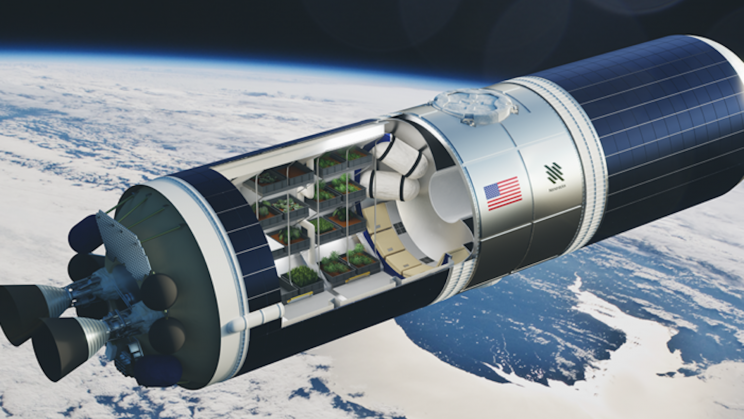 Space Greenhouses Could Help Grow Crops in Earth's Deserts and Orbital Space