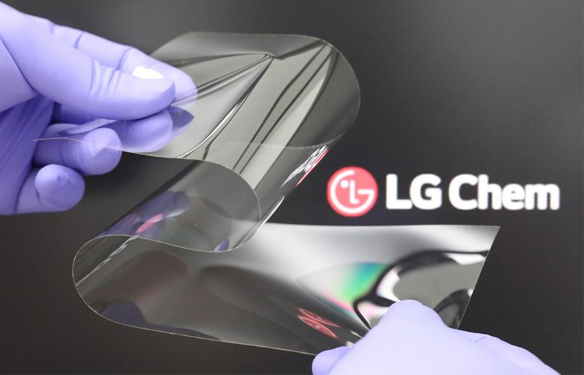 LG's 'Real Folding Window' Is As Hard As Glass But Flexible As Plastic