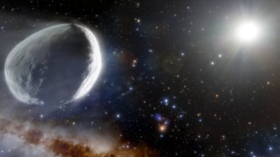 The Biggest Comet Ever Discovered Is Headed Our Way