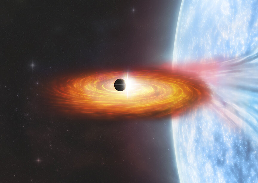 For The First Time Astronomers May Have Spotted Planet beyond the Milky Way