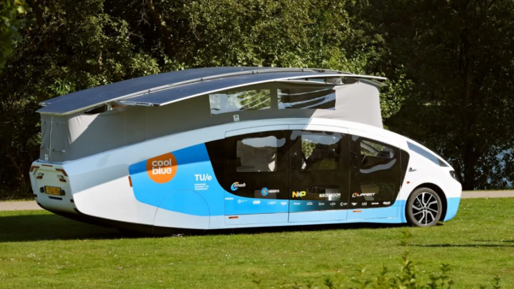 Stella Vita: World's First Fully Solar-Powered mobile home