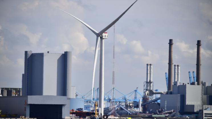 GE's Huge Haliade-X 14 MW Offshore Wind Turbine Starts Operating